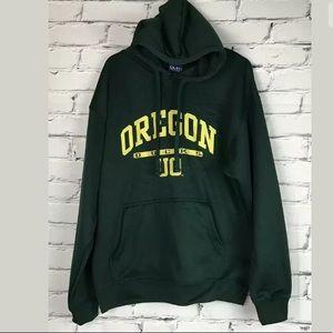 Oregon Ducks OVB Hooded Sweatshirt Size Large